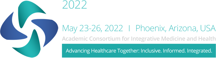 2022 International Congress on Integrative Medicine and Health